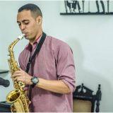 Lucas bosson saxofonista