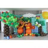 Curso de Decoração com Balões-Intensivo/Presencial