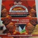 buffet grill eventos