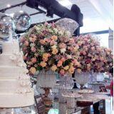 Lú flores decorações