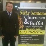 Félix Santana Churrasco e Buffet