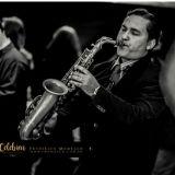 Saxofonista Marcos Saraiva
