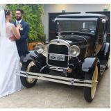 Carro para noivas