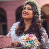 Rosa de Sarom Encanto da Noiva