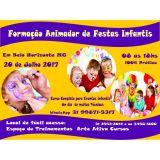 Formação Animação de Festas infantis