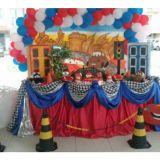 Pacote infantil para 100 pessoas no rj