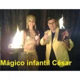 Show de Magicas com o grande Mágico César Vaz