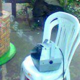 Máquina de bolhas de sabão