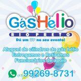 Gás Hélio Rio Preto