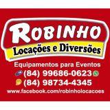 Robinho locações & diversões