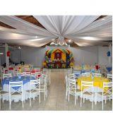 Buffet Salão de Festas - Cia Beleléu