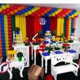 Casa de Balões Decoração Infantil Araucária