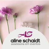 Aline Schaidt Assessoria em Eventos
