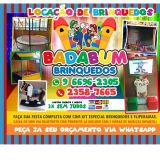Badabum Brinquedos & Fliperamas