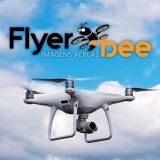 Flyerbee imagens aéreas com drone