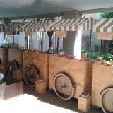 Carrinhos de lanches gourmet - Karulinhas Produçõe