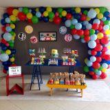 Show de bola Balões