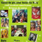 Curso de pinturas facial Curitiba