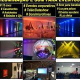 Luminosité Iluminação e som para eventos