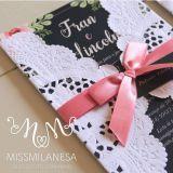 Miss Milanesa Convites e Papelaria Criativa