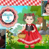 Ilustração de mascote digital