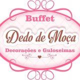 Buffet e decoração a domicílio Dedo de Moça