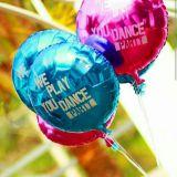 Balões e gás hélio