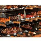 Confraternização com churrasco,feijoada,almoço ou