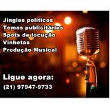 Jingles e Produção Musical