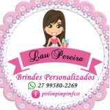 Lau Pereira - Brindes Personalizados