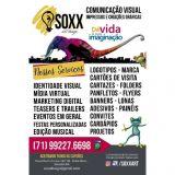Soxx Art Design - Comunicação Visual