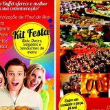 Aline´s Buffet festas, eventos e kit festa
