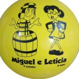 Bolas de Vinil Personalizadas