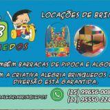 Criativa Alegria Brinquedos