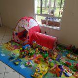 Aluguel de brinquedos, recreação infantil , balada