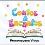 Contos & Encantos Personagens Vivos