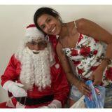 Quer Visita de Papai Noel ou Fantasia Papai Noel?