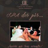 Carol Haneda - Massagem para Festas e Eventos
