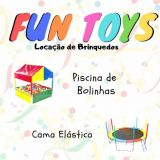 Fun Toys - Locação de Brinquedos