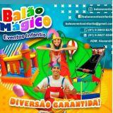 Aluguel de Brinquedos no Recife: Cama Elástica,