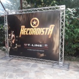 Painel BackDrop Eventos
