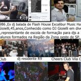 Curso de dj dj Gioielli - Novas Regras-aviso