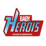Baby Heróis - Aluguel de Brinquedos Infláveis
