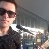 Música ao Vivo - Cantor - Cover - em Fortaleza
