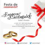 Espaço Cantagalo festas e eventos RJ