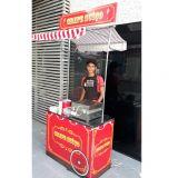 Aluguel de carrinho de crepe suíço em bh