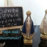 Santa Pérola- Imagens Estilizadas