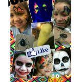 Pintura Facial Campo Grande MS