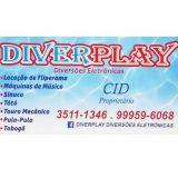 Diverplay Diversões Eletrônicas