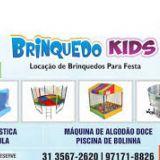 BrinquedoKids Aluguel de brinquedos